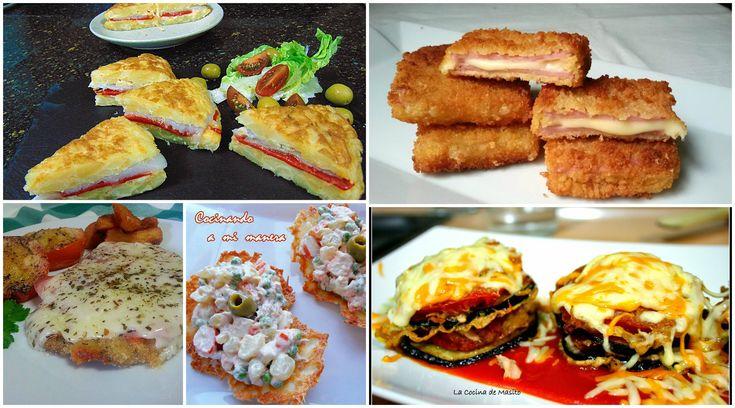 Cinco ideas para cenar | Cocina