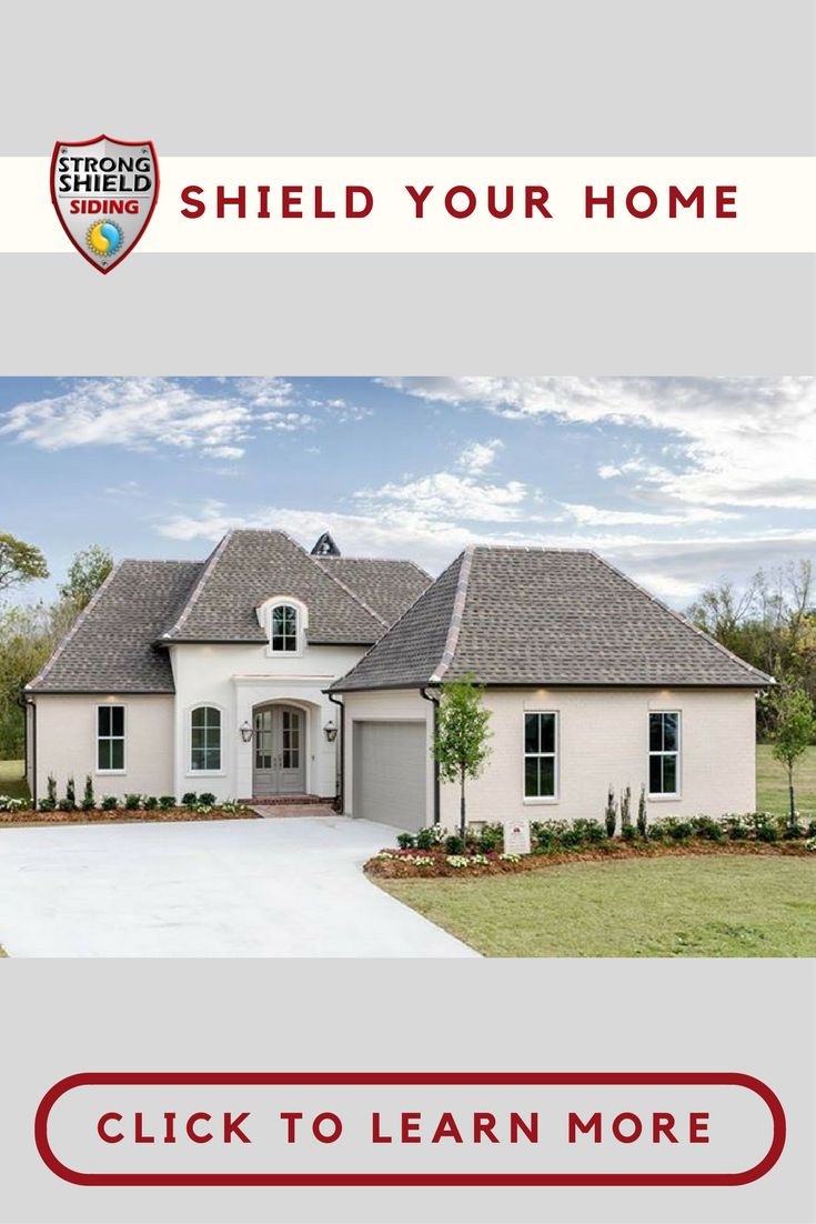 Strong Shield Siding is the premier #exterior #contracting company in the #NewOrleans Metro Area. This distinction has been earned through tireless efforts to provide our customers with the finest products and highest quality services and not settling for anything less.