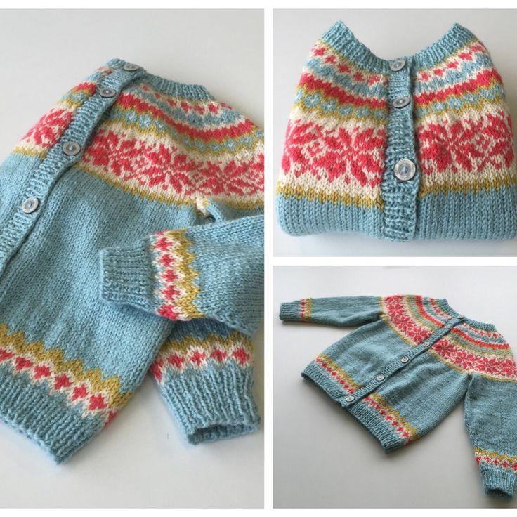 Knitting Nancy Peer Gynt Sandnes Garn