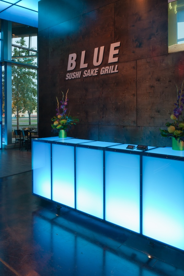 Blue Sushi in Omaha. Will be trying on next trip. They have a Gluten Free menu!!!! YAY!