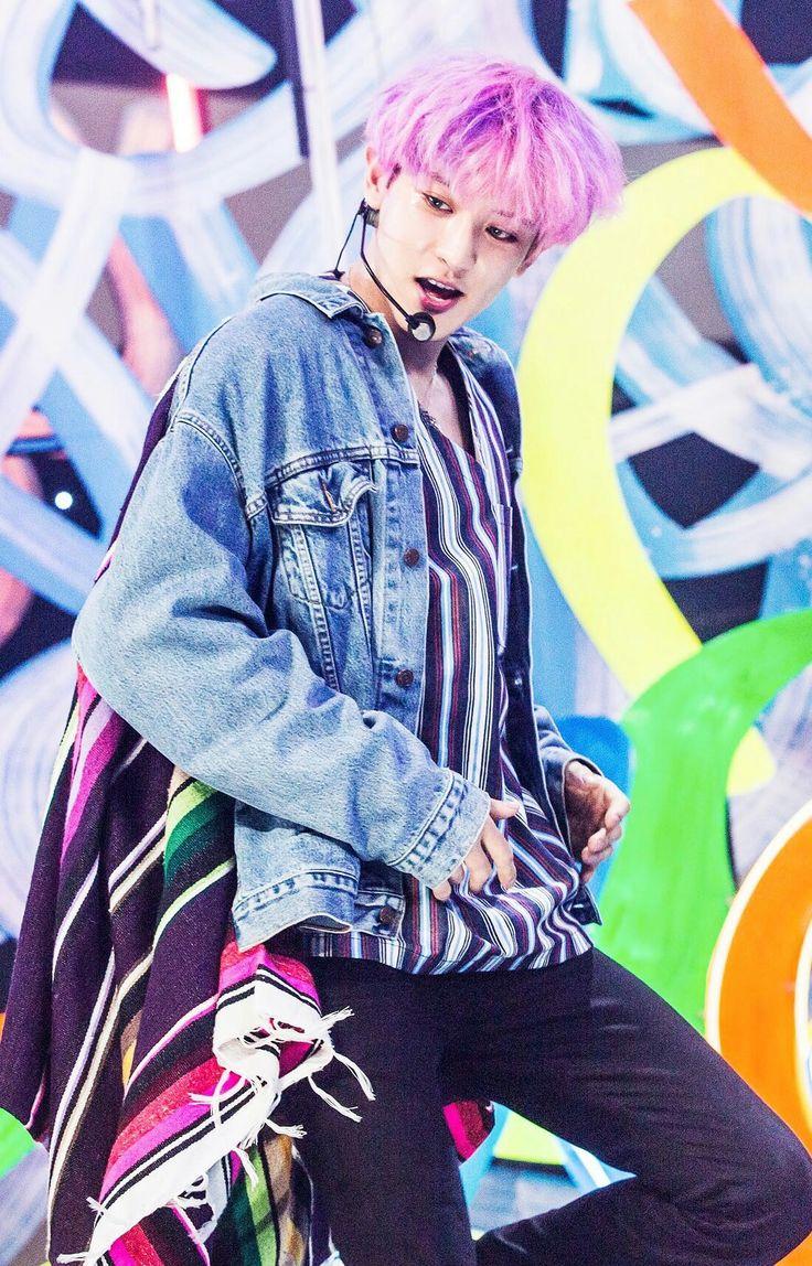 #EXO #CHANYEOL - SBS INKIGAYO