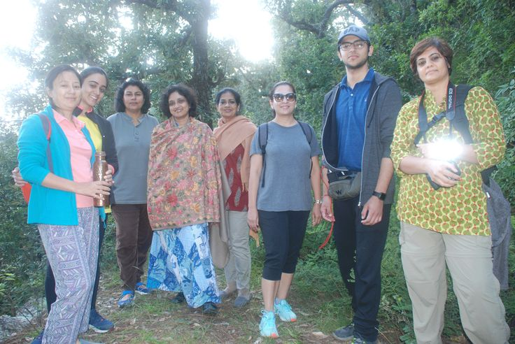 Travelling Within Retreat at The Monk's Retreat, facilitator-Ameeta Mehra-Sept 29-03 Oct-2017