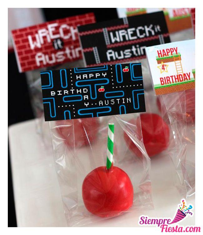 Ideas para fiesta de cumpleaños de Ralph el Demoledor. Encuentra todos los artículos para tu fiesta en nuestra tienda en línea: http://www.siemprefiesta.com/fiestas-infantiles/ninos/articulos-ralph-el-demoledor.html?limit=all&utm_source=Pinterest&utm_medium=Pin&utm_campaign=Ralph