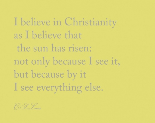 C.S. Lewis: Jesus Is Lord, True Christianity, Amazing Quotes, Lewis Mere Christianity, Cs Lewis Quotes, Beautiful Words, Fav Quotes, Favorite Quotes, Senior Quotes
