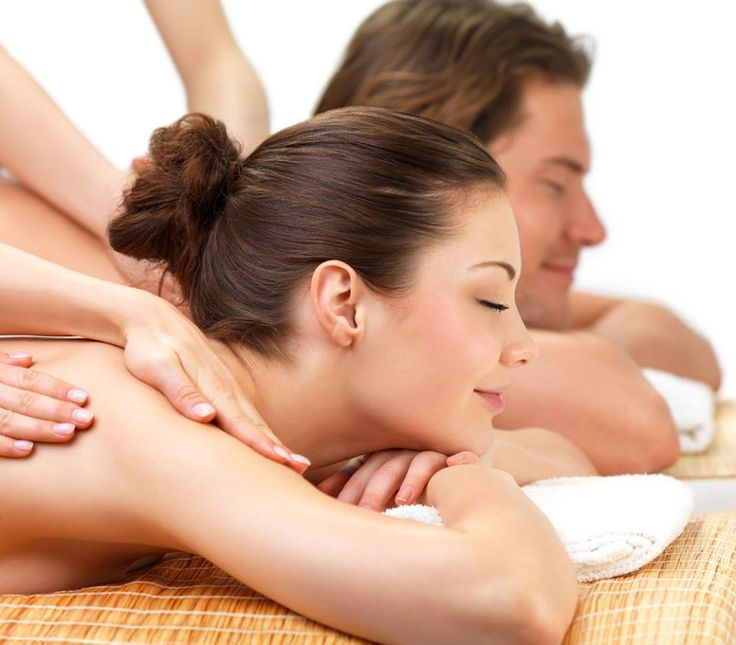 masaż na cztery ręce ;) Zapraszamy! www.postronierelaksu.pl