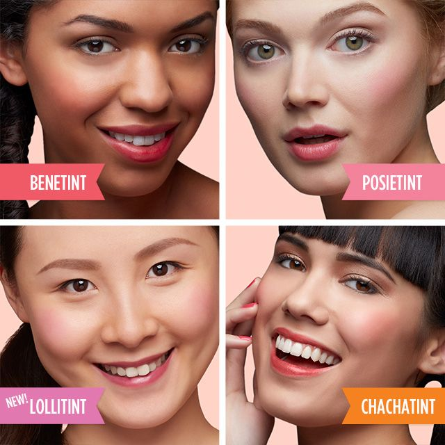 Be a part of our tint family! #tints #benefitcosmetics