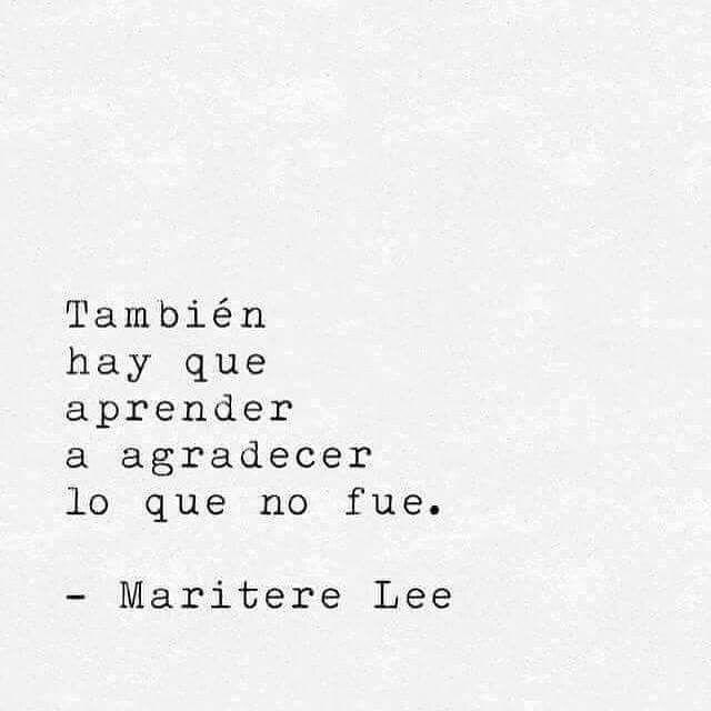 Maritere Lee.