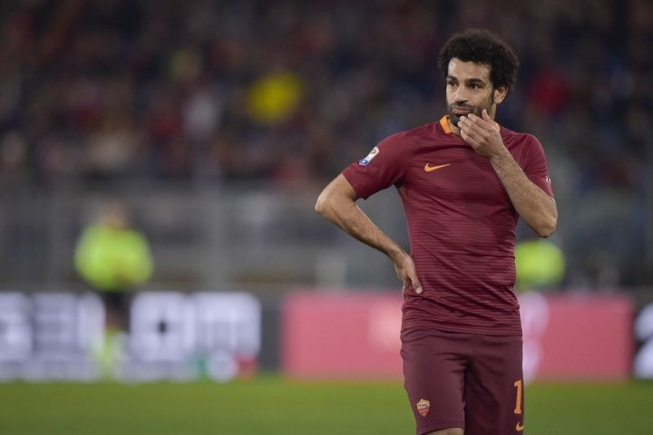 Egypt attacker Mohamed Salah and his Roma teammate Edin Dzeko have been described as world class by manager Luciano Spalletti.