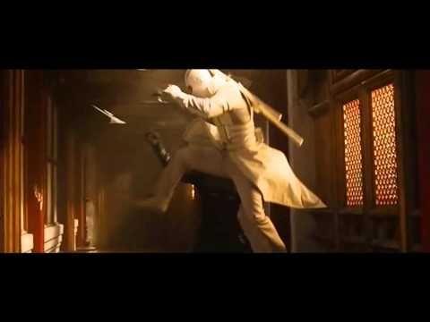 G.I. Joe: Retaliation (2013) - Snake Eyes vs Storm Shadow (MOVIE Clip) [HD] - YouTube