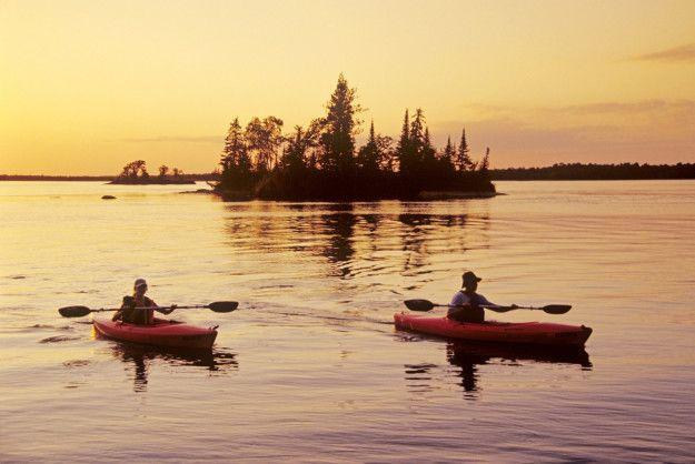 Dorothy Lake, Manitoba.