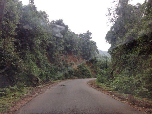 Long drive to Delhi - 21 : Jog Falls, Shimoga, Kar...