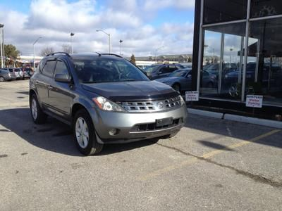Nissan Murano 2005 d'occasion with 238000 KMs � Richmond Hill, Ontario - National Auto Finance & Brokers