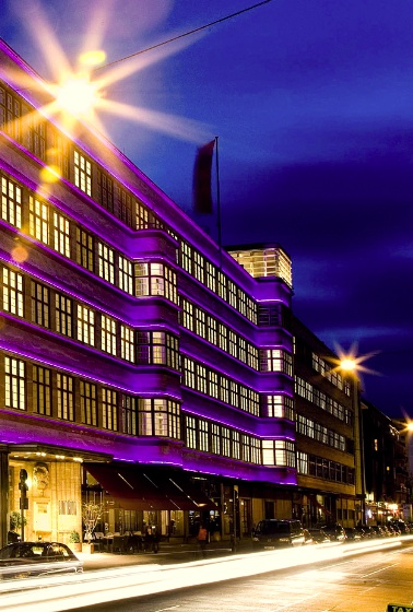 Berlin's Hotel Ellington