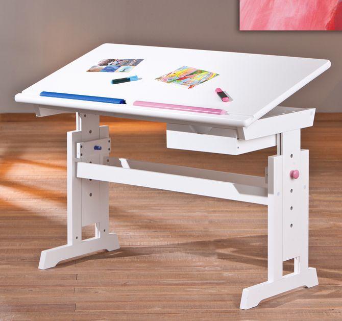 Dětský rostoucí psací stůl BARU