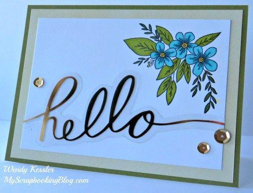 January 2017 SOTM Blog Hop (Adore You) | My Scrapbooking Blog