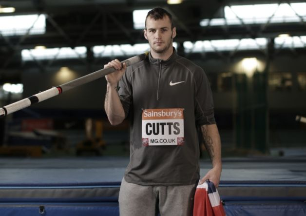 Luke CUTTS [Silver], [Men's pole vault]  England