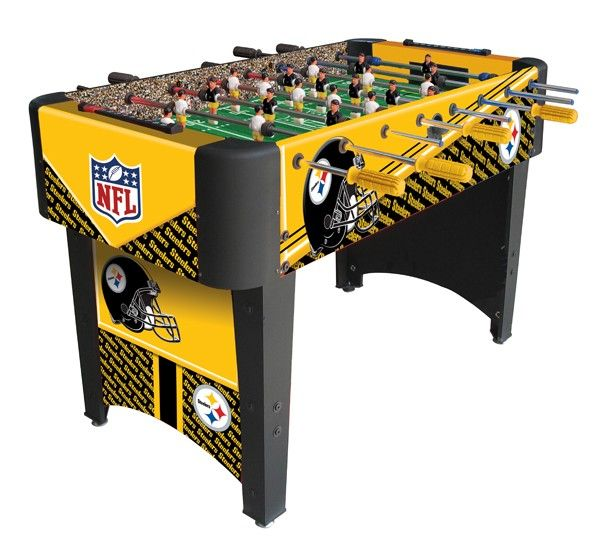 Pittsburgh Steelers NFL Foosball/Soccer Table Game