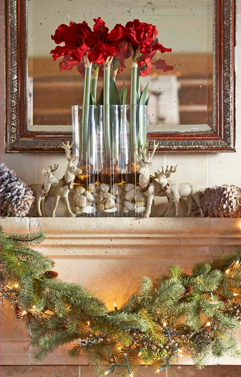Simple Christmas Decorating Ideas: 222 Best Images About Old Fashioned Christmas On Pinterest