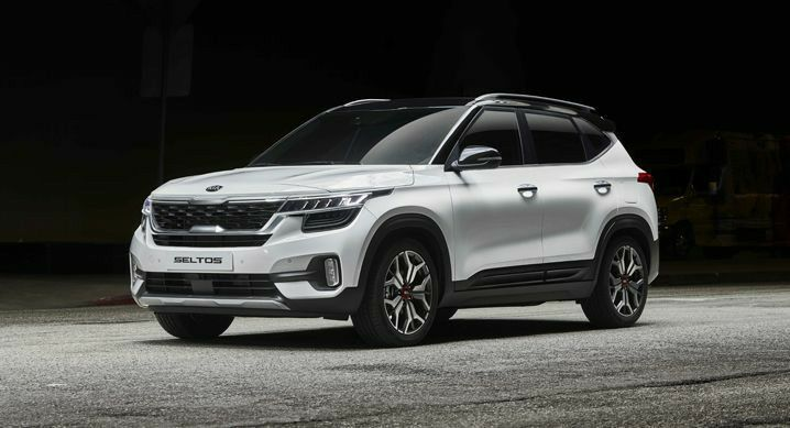 Kia Seltos In India In 2020 Kia Kia Motors Suv