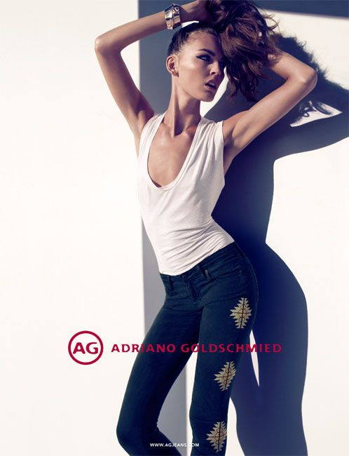 Camilla Akrans: Fashion, Ag Jeans, Inspiration, Style, 2012, Ag Adriano, Adriano Goldschmied