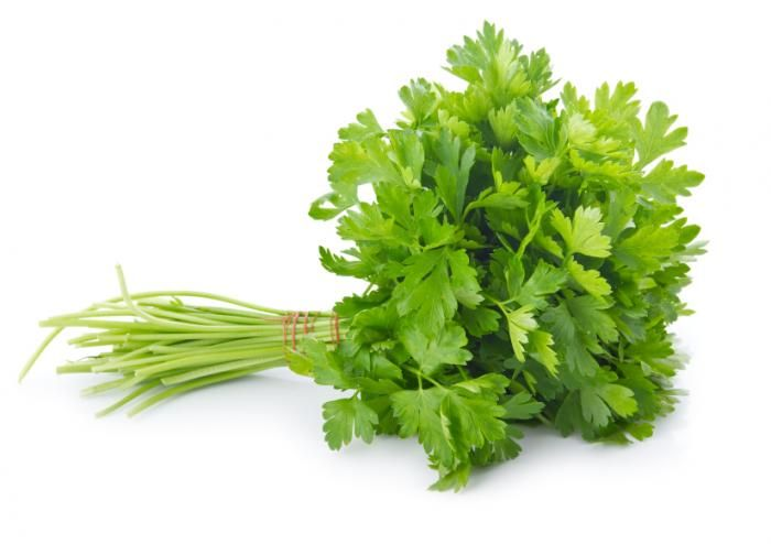 What are the health benefits of parsley? - Medical News Today