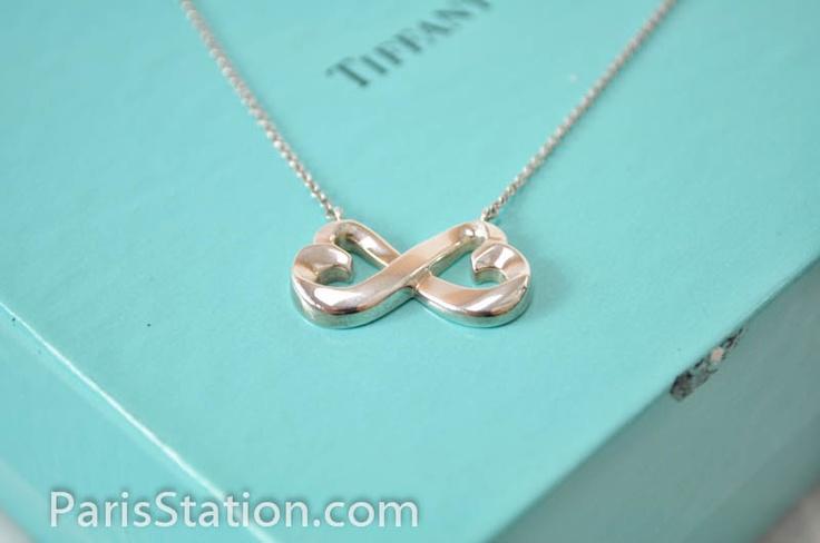 Tiffany Heart Bracelet >> Tiffany infinity necklace | My Dream Closet | Pinterest ...