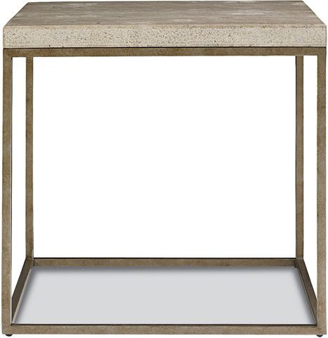 Chesterfield Sofa Thomasville Furniture Meuron Stone Top Side Table