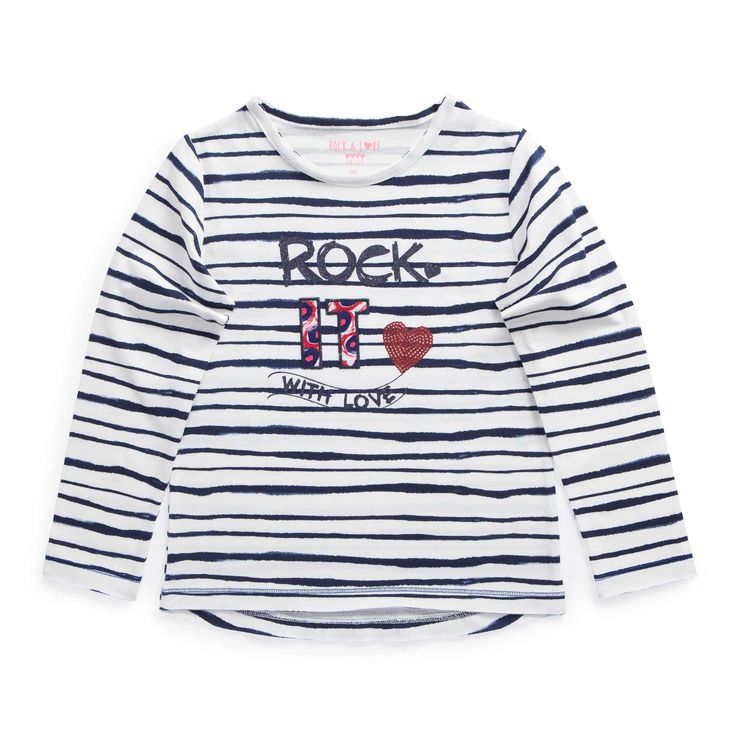 "T shirt ""Rock and Love"""