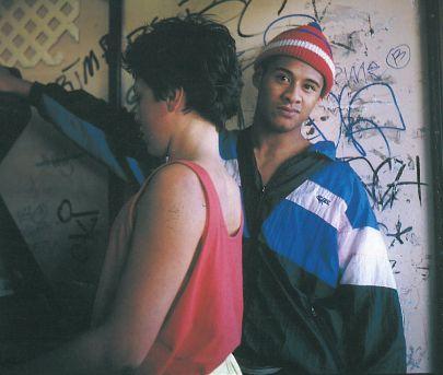 Greg Semu. Juveniles. Otara, Auckland, 1993.