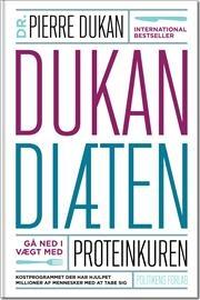 Dukan diæten af Pierre Dukan, ISBN 9788740007527