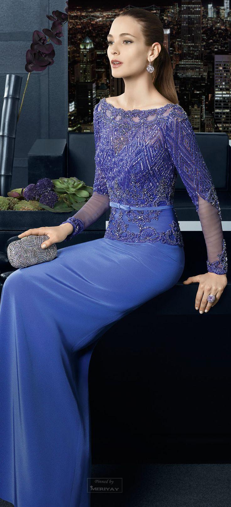 Rosa Clará 2015. #MissAnaheimOrg #EveningGowns