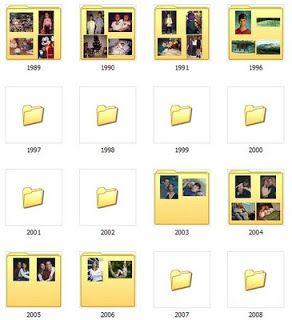 Organizing your digital photographs (Part 1, Folders) : Jack and Mandy - The Blog