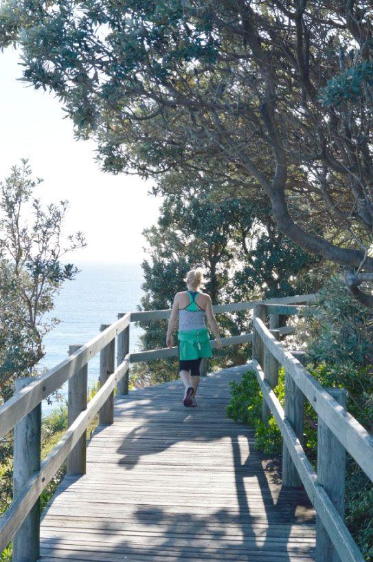Cabarita Beach Walking Trail www.bananaliving.com.au