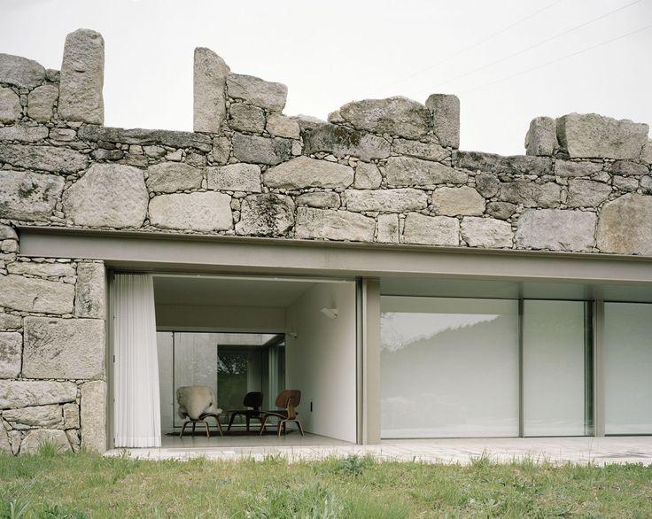 Gallery of House in Melgaço / Nuno Brandão Costa - 2