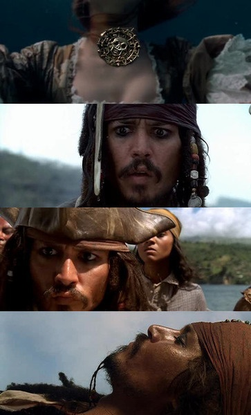 Pirates of the Caribbean: the curse of the Black Pearl, 2003 (dir. Gore Verbinski)