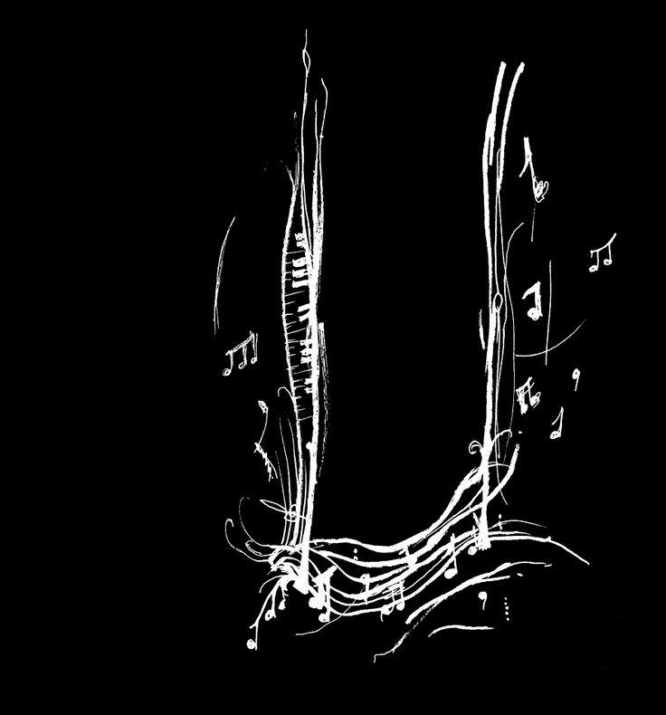 «Δεξί αυτί ακούει βιολί και αριστερό το πιάνο» - Κείμενο: Κυριακή Σταμίδου - Σχέδιο: Μαρίνα Λαμπρινουδάκη