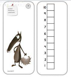Atelier mesure de loups
