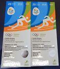 #Ticket  2 Tickets Leichtathletik Rio 2016 20.08.Track & Field Olympia Olympic Games #Ostereich