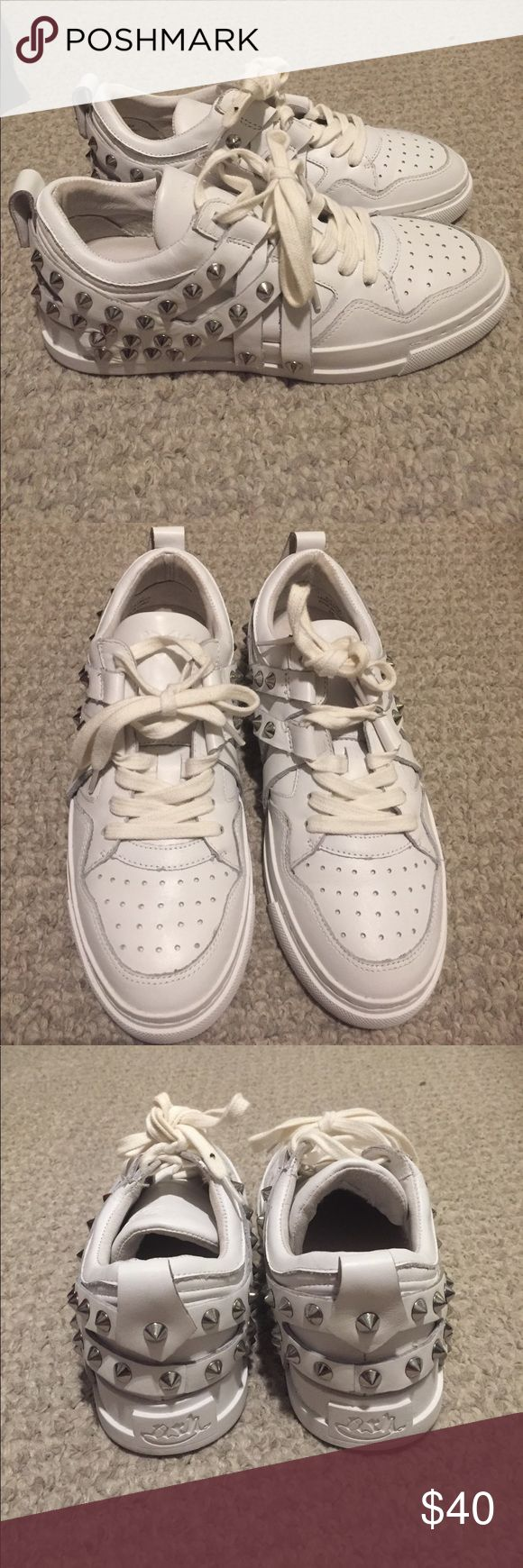 Ash sneakers Worn once in great condition bought at Bloomingdales Ash Shoes Sneakers