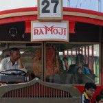 Ramoji Film City Tour Bus