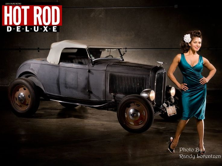Submitted by our fan, Susanne Marie Danger Photo... | Hot Rod ...