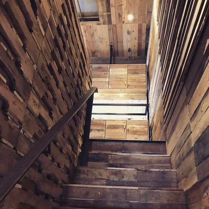 17 Best Ideas About Pallet Stairs On Pinterest