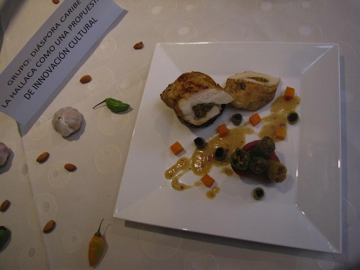 La Hallaca. Grupo Diáspora Caribe. Premio Nacional de Gastronomía. Crédito Milton Ramírez (@FOTOMILTON) MinCultura 2012.