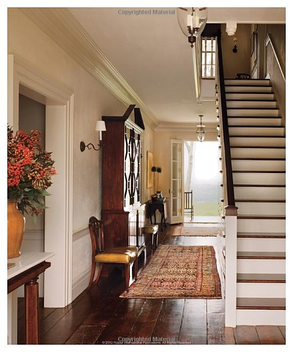 Foyer Staircase Quest : Amazon the great american house tradition for