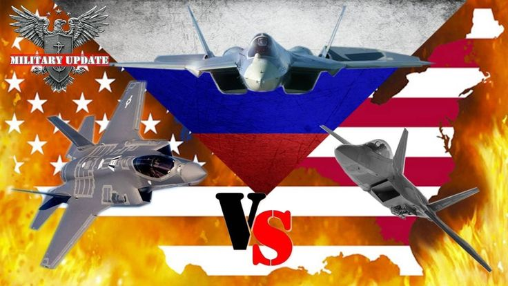 T-50 Pak Fa BEST STEALTH FIGHTER rival to US F-22 + F-35 : Can They Surv...