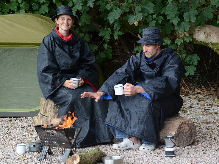 Snug Rug Outdoor, vattentät filt med inbyggda ärmar! CoolStuff.se