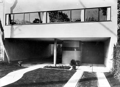Maison Cook - Le Corbusier - Boulogne-sur-Seine (1927 )