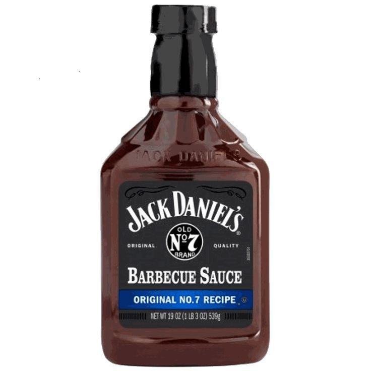 Jack Daniel's Original n°7 est une sauce barbecue à l'arôme de whisky Jack Daniel's. Sans alcool, elle est idéale pour vos barbecues !