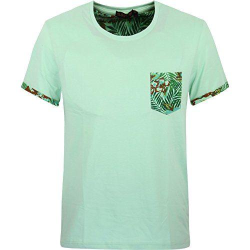 Glo-Story Men's Tropical T-shirt (L, Green) Glo-Story http://www.amazon.com/dp/B01FI1GO78/ref=cm_sw_r_pi_dp_Gzhpxb18Z6YZT