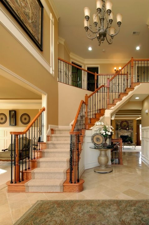 Foyer Stairs For Sale : Best images about grand foyer on pinterest mansions
